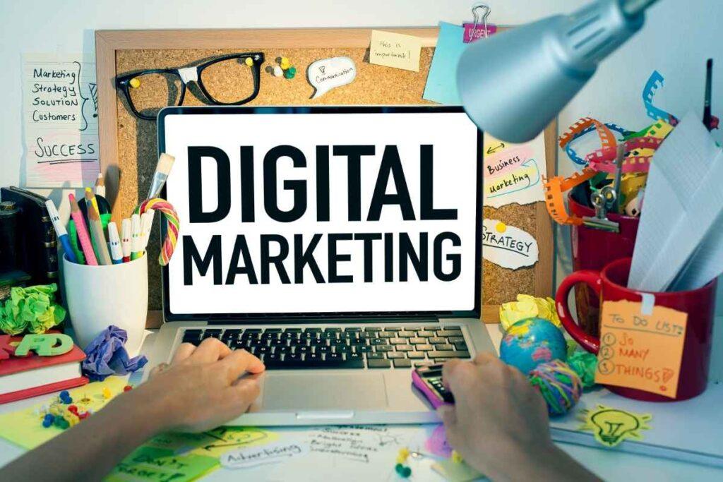 AI over digital marketing