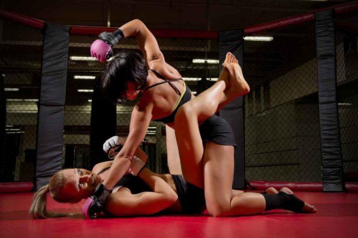 Women In UFC - Point 2 Note
