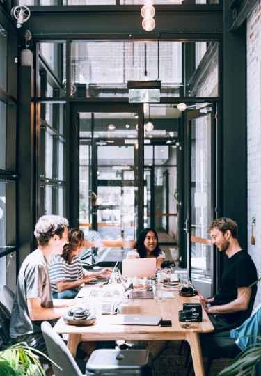New Hub for Startups