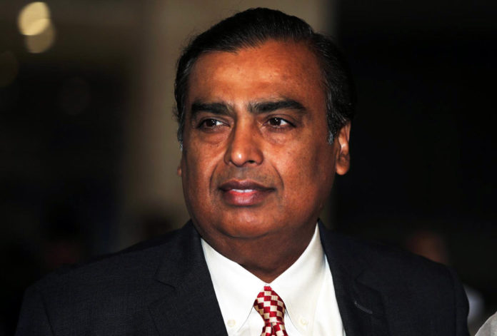 Mukesh Ambani, Mukesh Ambani, fifth richest person - Point2Note