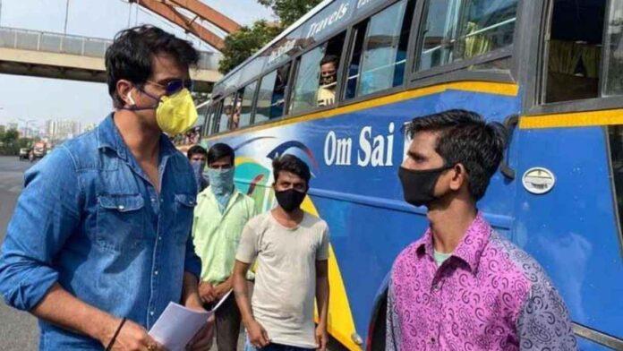 Sonu Sood's Pravasi Rojgar initiative - Point 2 Note