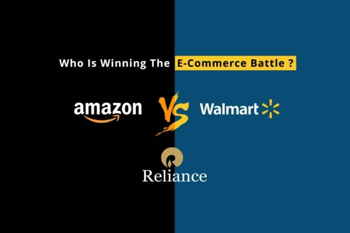 Amazon and Wallmart - Point 2 Note