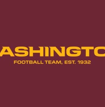 Washington Football Team - Point 2 Note