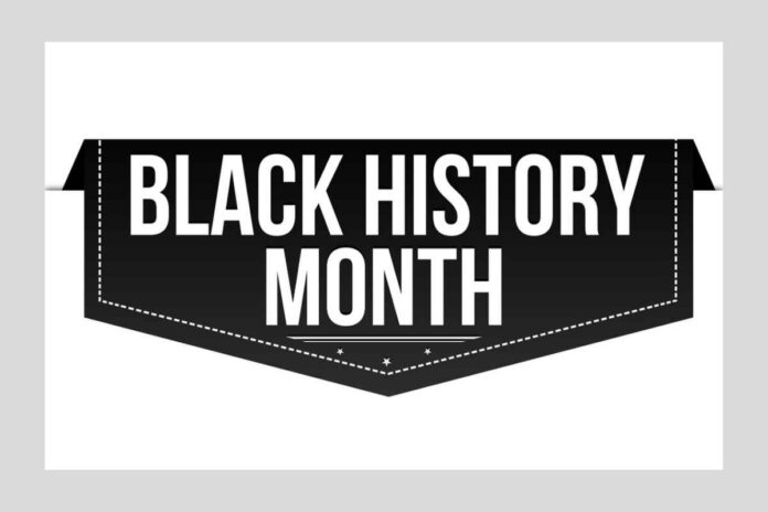 Black history Month - point2note