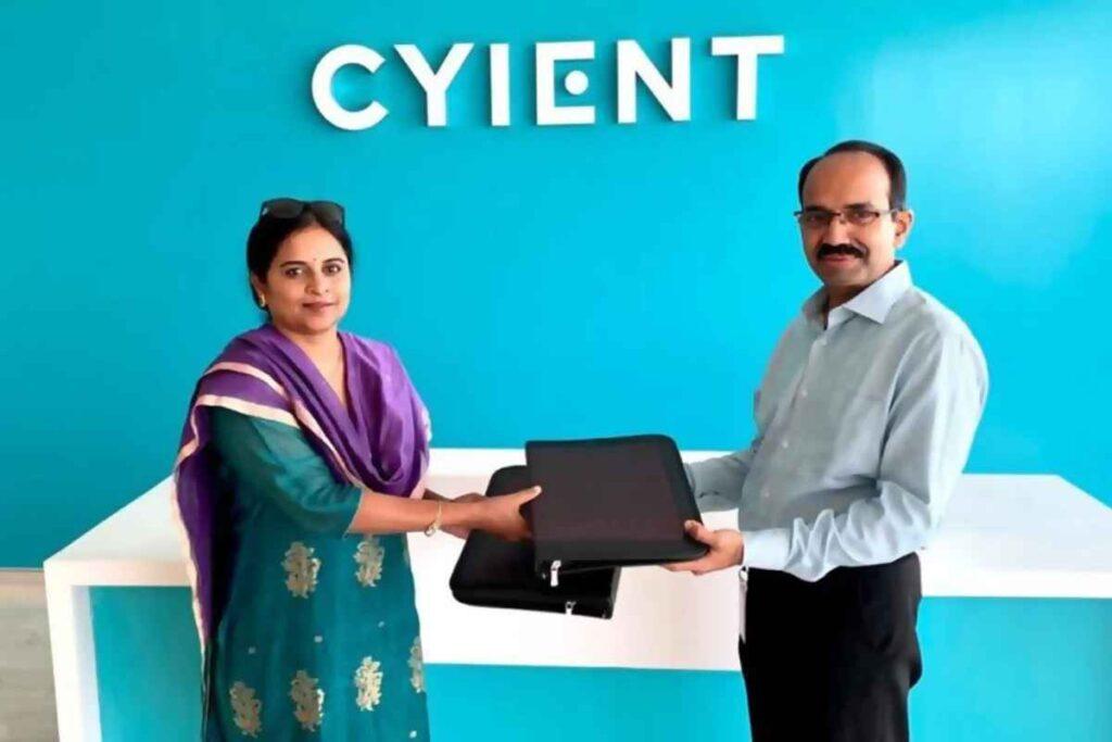 Cyient SR University collaboration