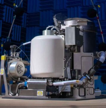 NASA's advanced toilet for International Space Station