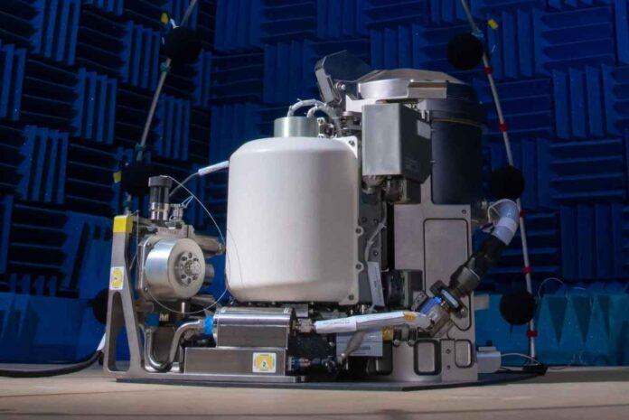NASA's advanced toilet for International Space Station